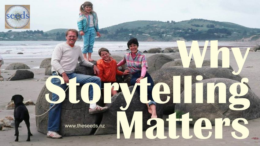 Why Storytellng Matters